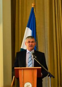 Кутлиахметов Азат Нурмухаметович, министр природопользования и экологии Республики Башкортостан