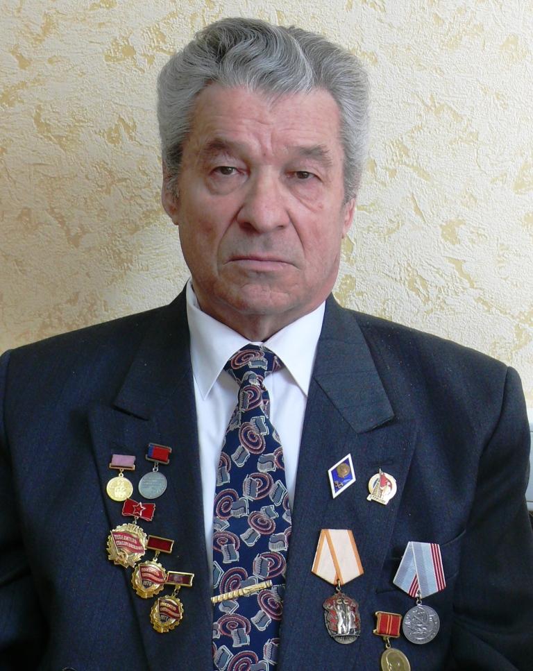 Мой дедушка: Ханнанов Альберт Ахметович